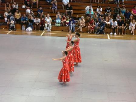 Hula at Merrie Monarch 2009