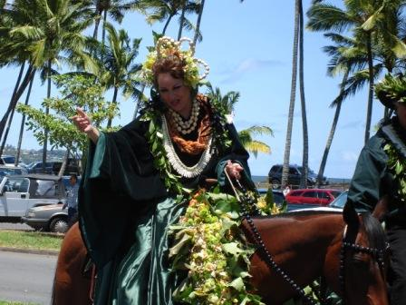 Merrie Monarch Parade Hilo 2008