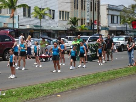 Hilo Gymnastics club