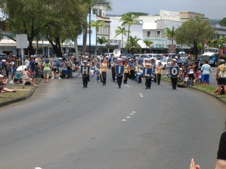Hilo High Band