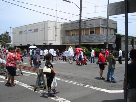 Hilo Hawaii parade