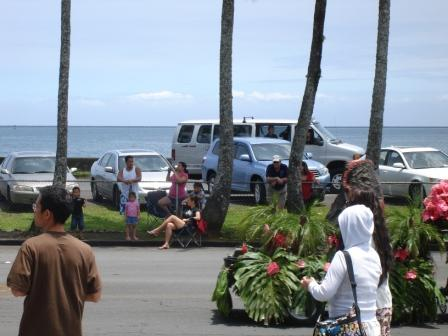 Hilo Bay from Hilo Hawaii