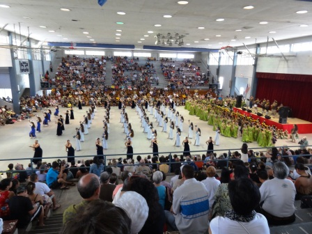 Merrie Monarch 2012 Hilo Hawaii