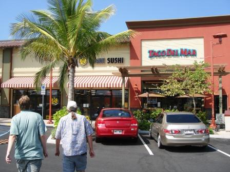 Kona Food shops