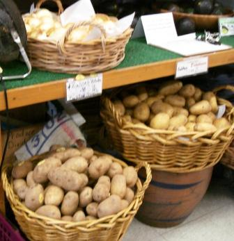 potatoes Abundant Life store in Hilo