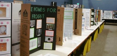 Hilo Science Fair in Hilo