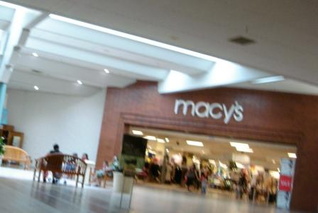 Macy's in Mall in Hilo