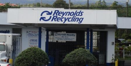 Reynolds Recycling in Hilo, Hawaii