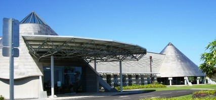 Imiloa Astronomy center in Hilo